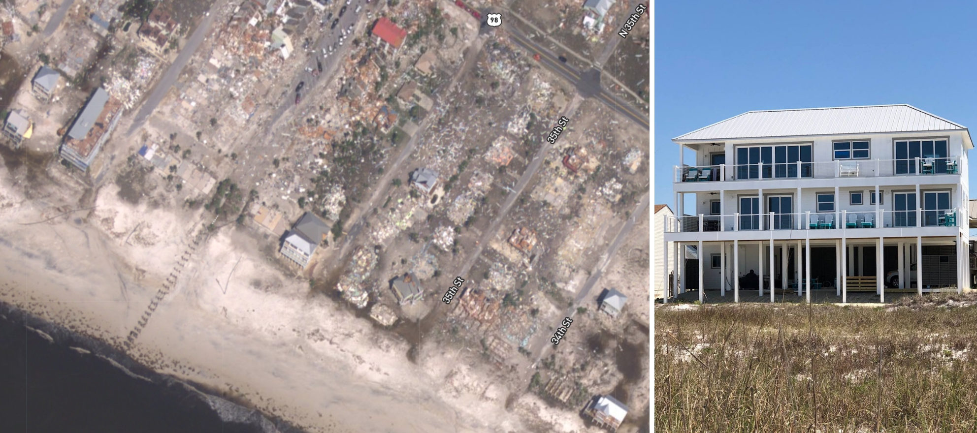 How 1 Home In Florida Was Built To Survive Hurricane Michael Icf House Plans Metal Roof on low country house plans metal roof, farmhouse with metal roof, icf roof construction, icf house after tornado, texas ranch style house plans roof, hip roof, icf roof pitch,