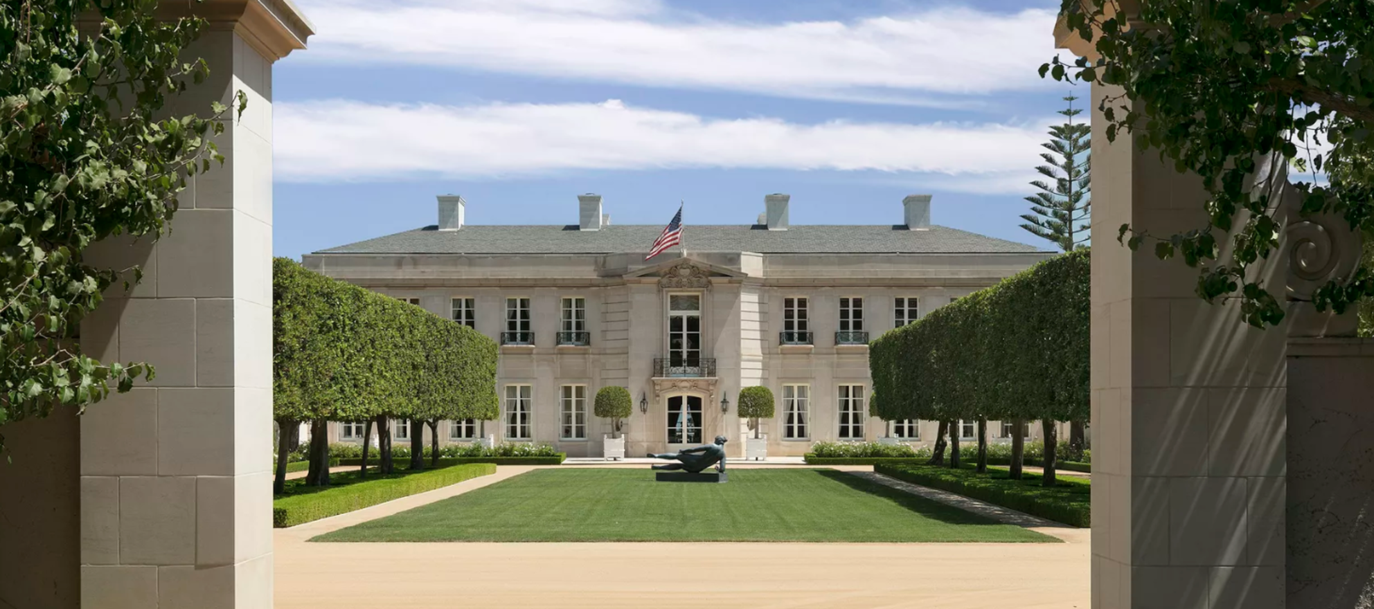 Bel Air mansion price cut $100M — still most expensive in the US