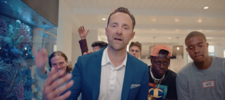 Coldwell Banker agent spends $50K to recreate 'Dougie' rap
