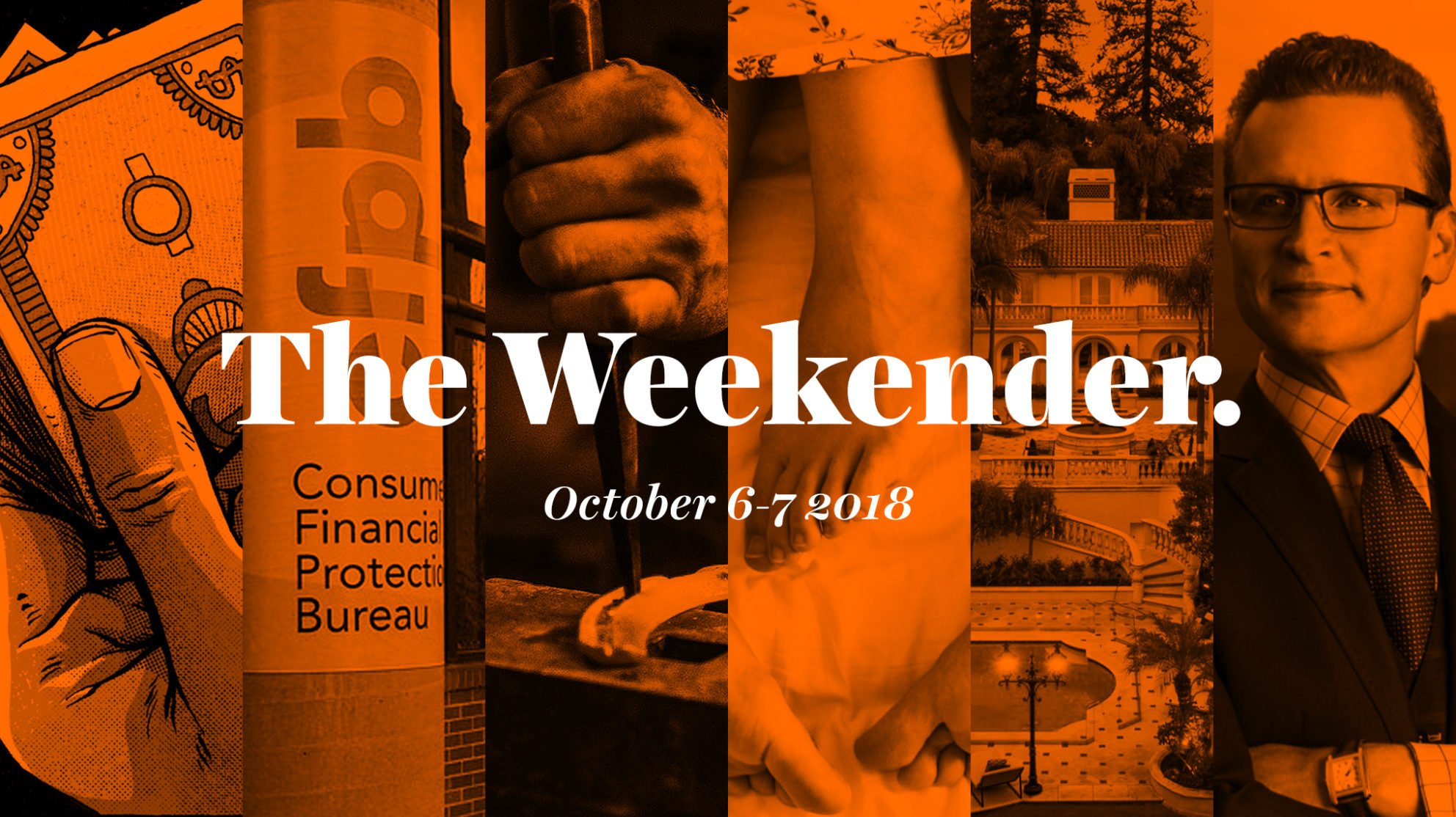 The Inman Weekender, October 6-7, 2018