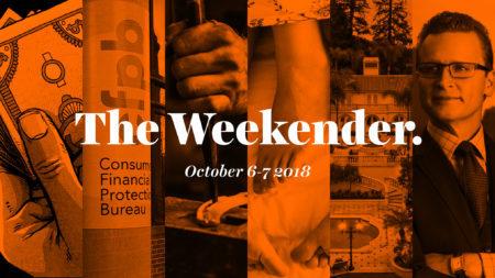 The Inman Weekender, October 6-7, 2018