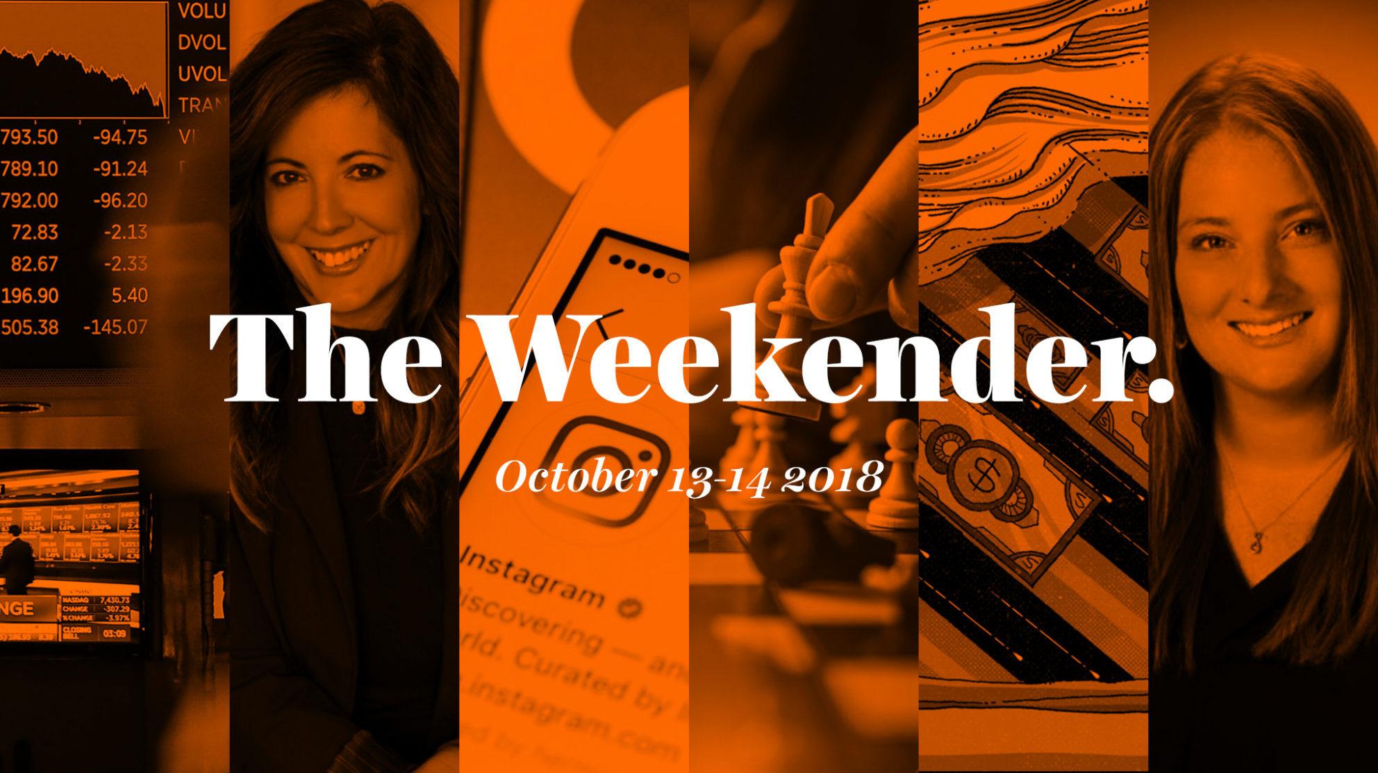 The Inman Weekender, October 13-14, 2018