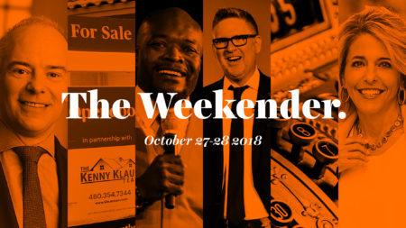 The Inman Weekender, October 27-28, 2018
