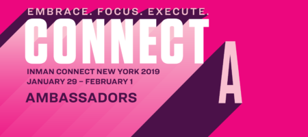 Inman announces Ambassadors for Connect New York 2019
