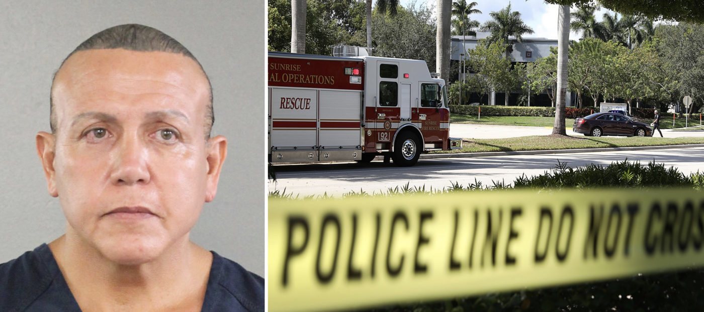 Mail bomb suspect Cesar Altieri Sayoc lost home to foreclosure during crisis