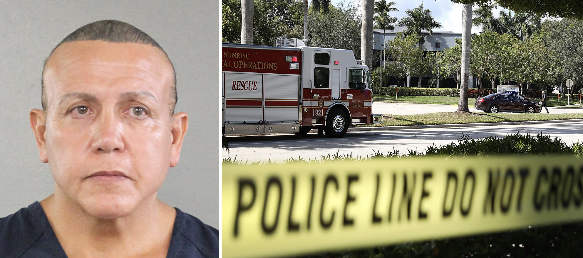 Mail bomb suspect Cesar Altieri Sayoc lost home to foreclosure during crisis