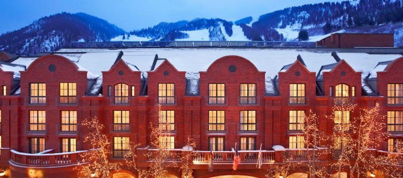 Luxury Aspen resort divides into shares, sells $18M on blockchain