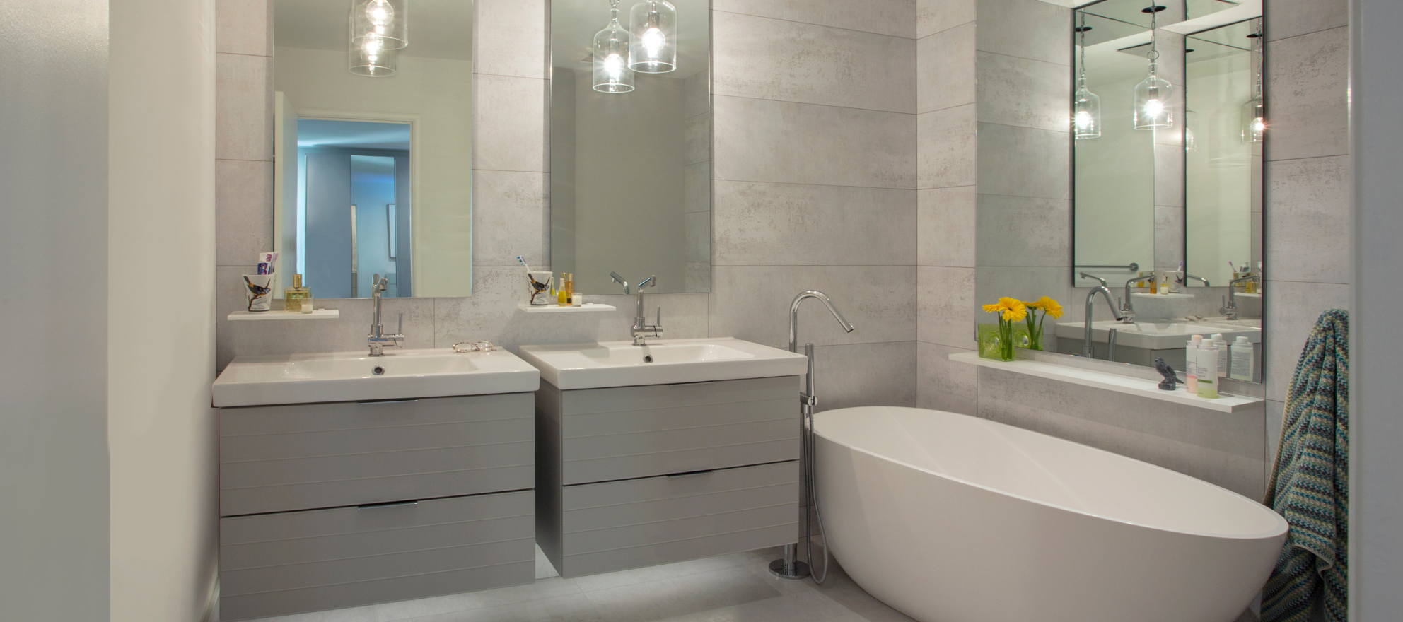 Bathroom Trends Tubs Are Oiut New Faucets Are In Inman