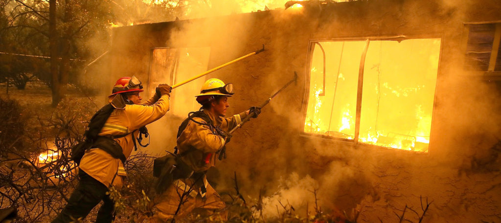 Fire-ravaged California will recover — but it will take time