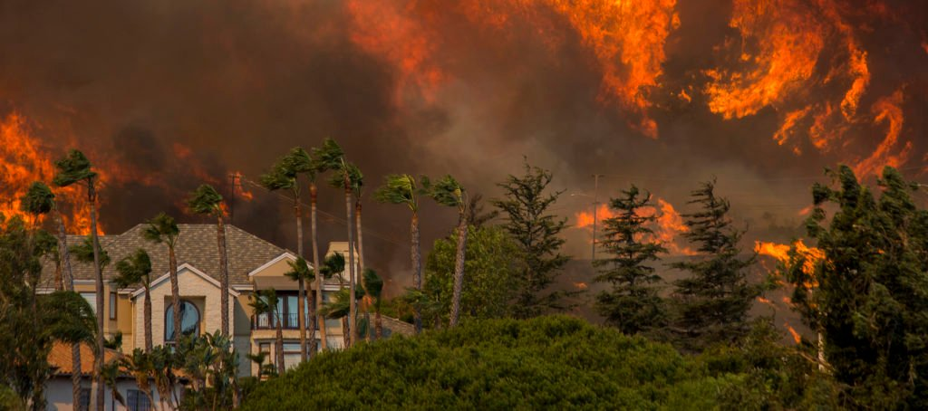 How California's wildfires are affecting its real estate