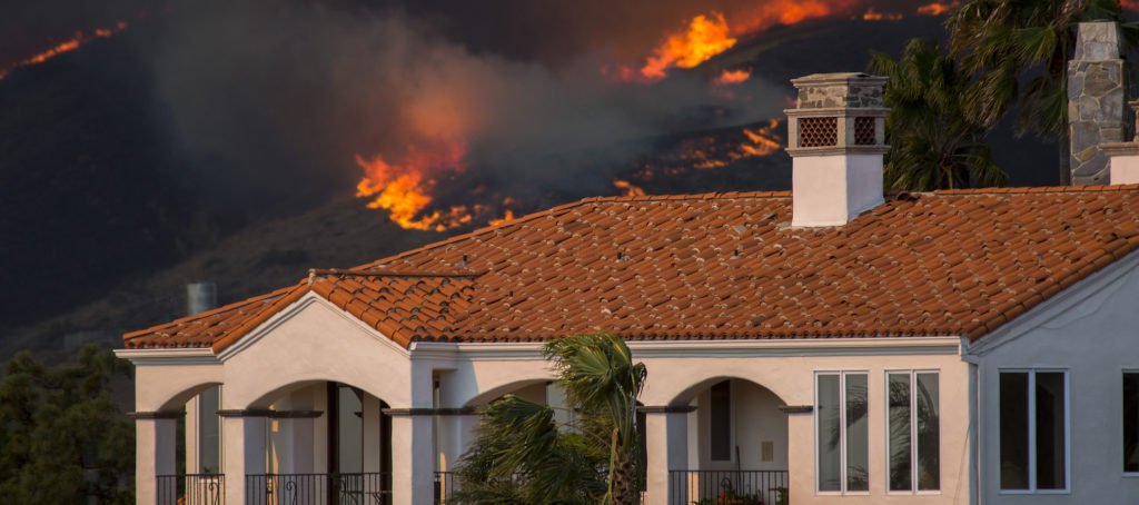 Fire won't keep homebuyers away from California