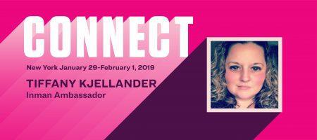 Meet the Inman Ambassadors: Tiffany Kjellander