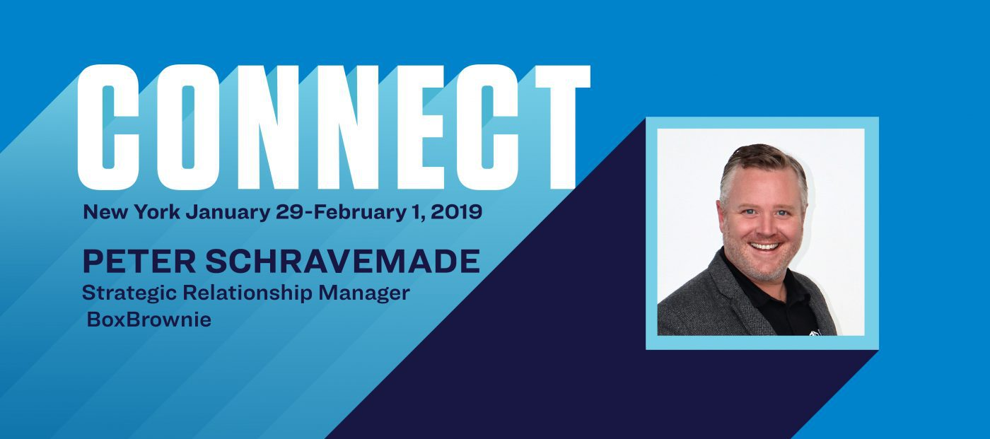 Connect the Speakers: Peter Schravemade on 2019 trends to watch and opportunities to grab