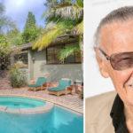 In his life, Marvel Comics legend Stan Lee had superhero homes