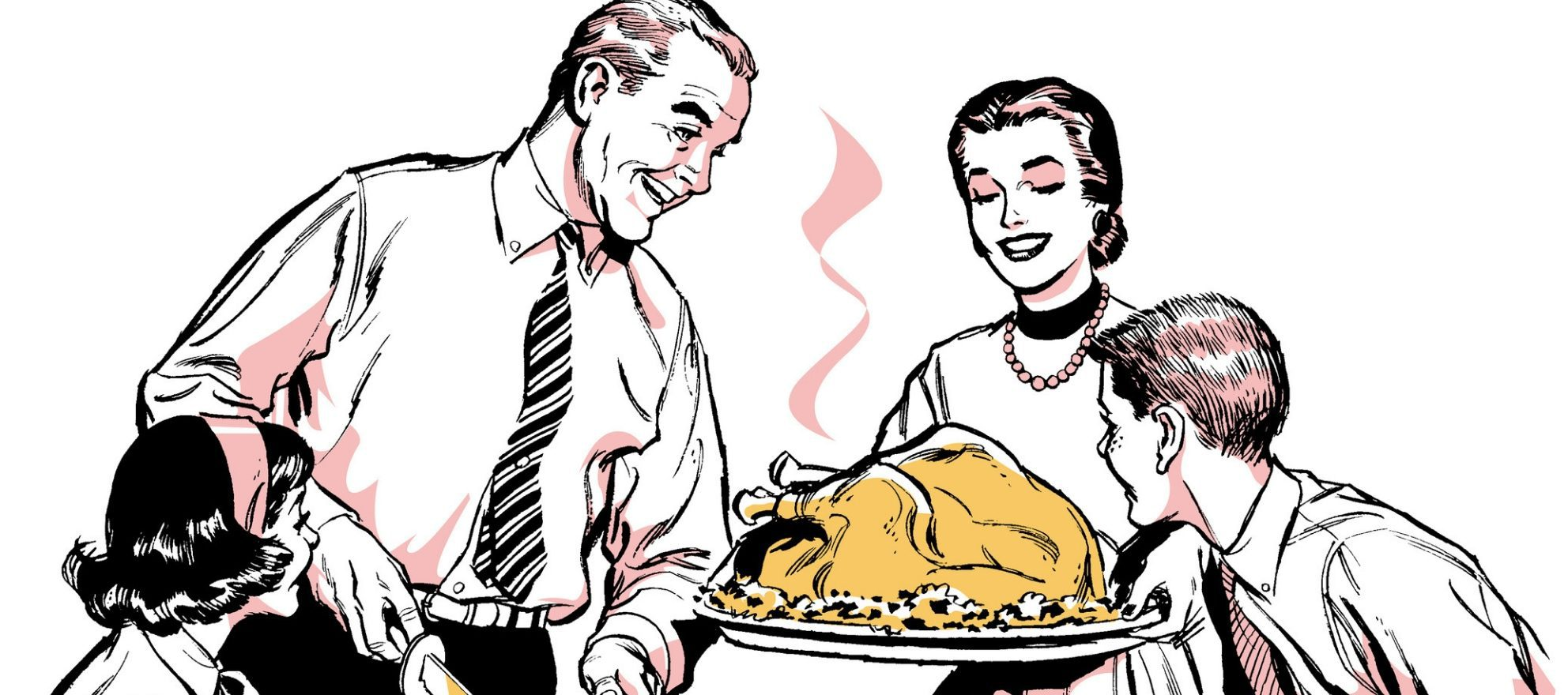 Keep the peace on Thanksgiving with these conversation starters