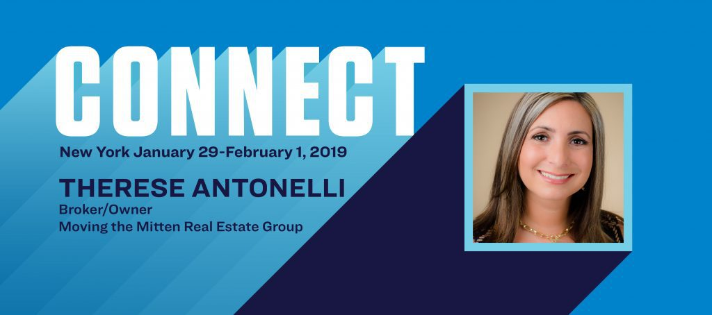 Connect the Speakers: Therese Antonelli on leading a brokerage through shift