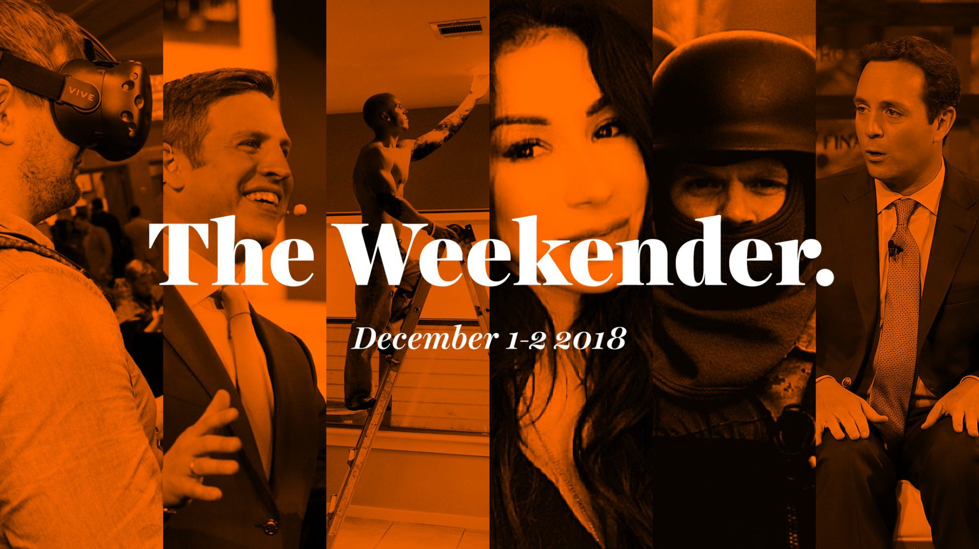 The Inman Weekender, December 1-2, 2018