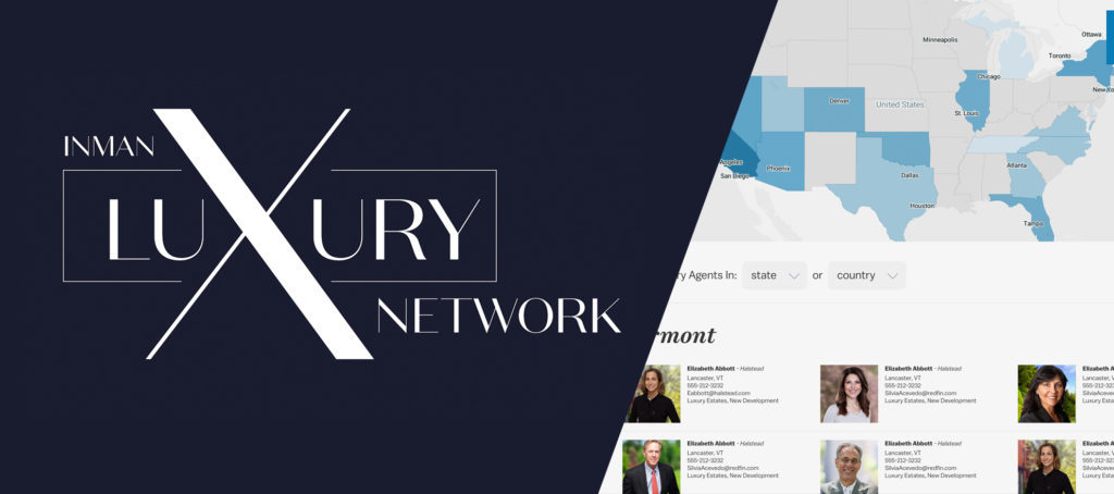 Introducing The 2018 Inman Luxury Referral Network