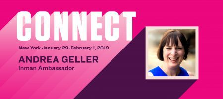 Meet the Inman Ambassadors: Andrea Geller