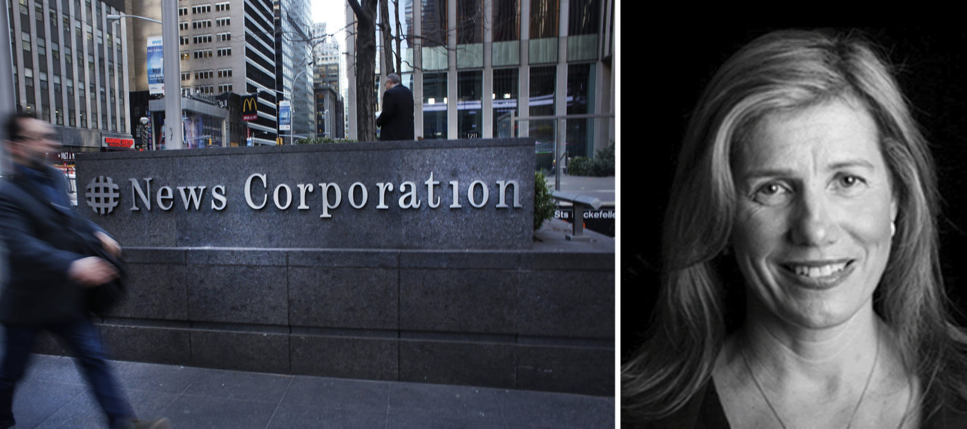 News Corp. appoints new president of global digital real estate