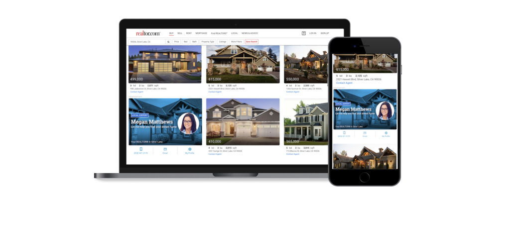 Realtor.com unveils Facebook ads for agents