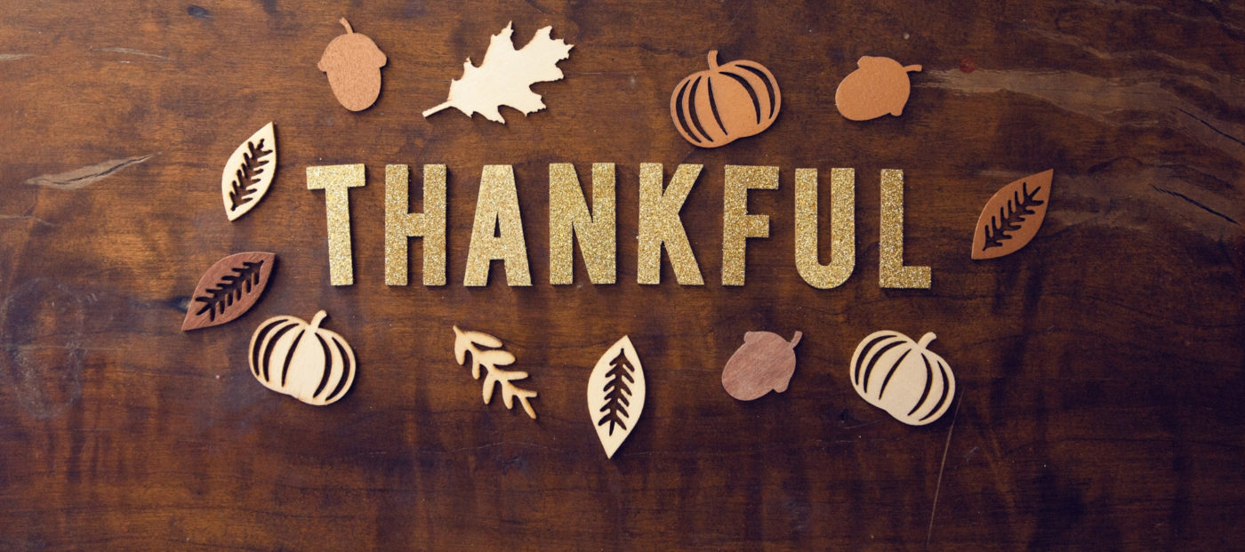 10 things real estate agents can be thankful for this year