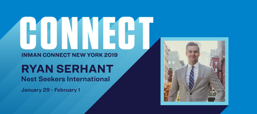 Connect the Speakers: Ryan Serhant on how to fail smarter