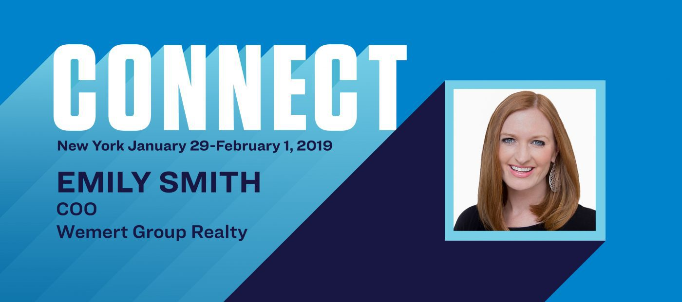 Connect the Speakers: Emily Smith on building a brokerage culture