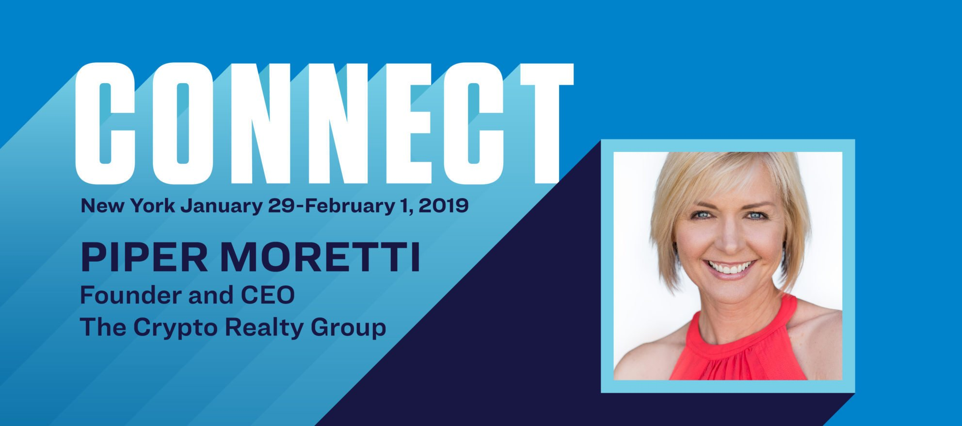 Connect the Speakers: Piper Moretti on real estate tokenization