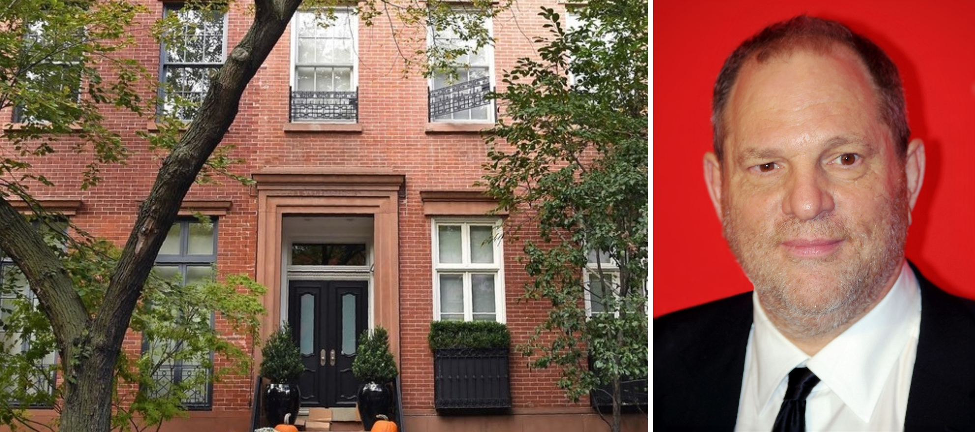 Gone without a trace: New owners strip all signs of Harvey Weinstein from NYC townhouse
