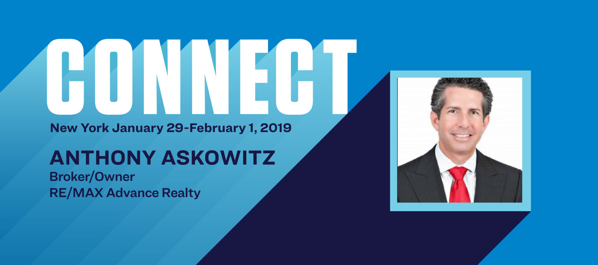Connect the Speakers: Anthony Askowitz on what you need to know before becoming a broker