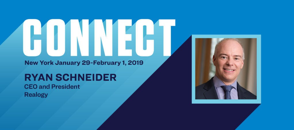 Connect the Speakers: Ryan Schneider on the big bets for 2019