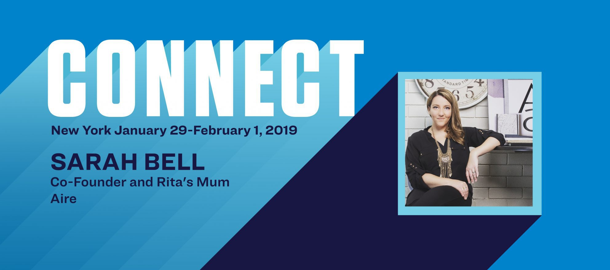 Connect the Speakers: Sarah Bell on building artificial intelligence into your agent toolbox