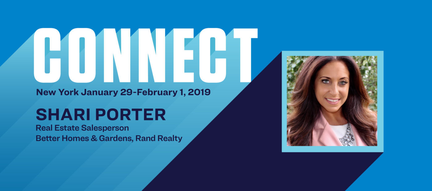 Connect the Speakers: Shari Porter on building a lead generation strategy that works