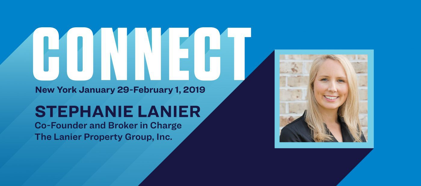 Connect the Speakers: Stephanie Lanier on managing work-life balance in real estate