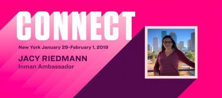 Meet the Inman Ambassadors: Jacy Riedmann