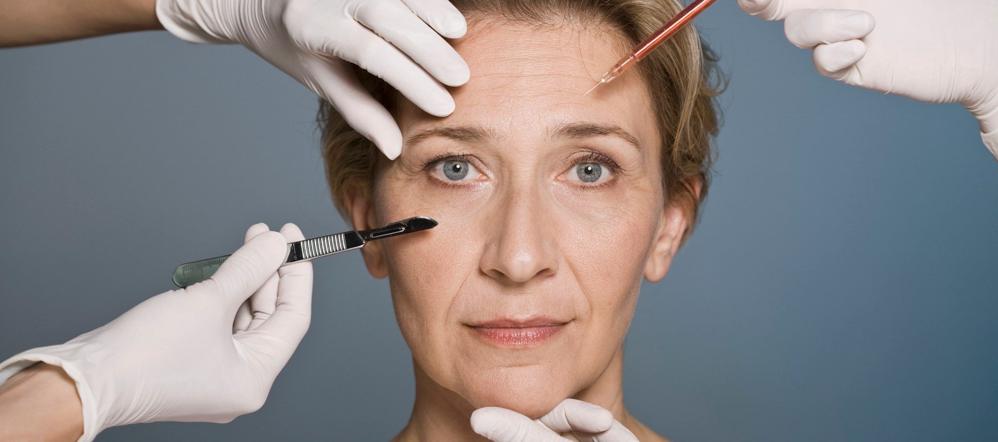 Why real estate agents turn to plastic surgery