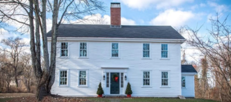 A Salem witch trials home finds new life 325 years later