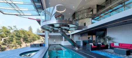 California home a testament to sci-fi's futuristic past