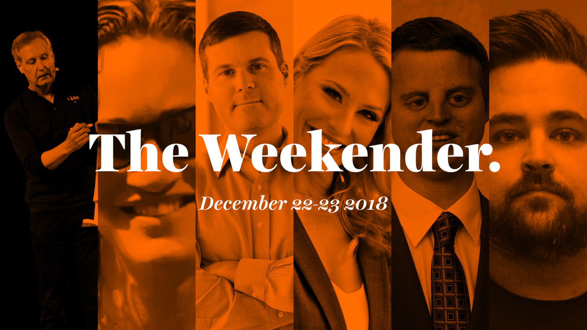 The Inman Weekender, December 22-23, 2018