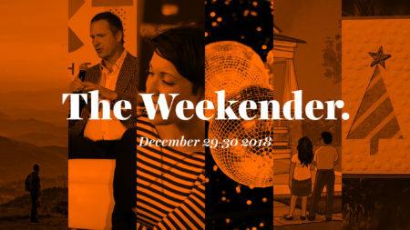 The Inman Weekender, December 29-30, 2018