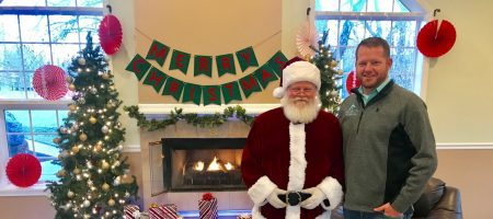 How Santa Claus helped a Keller Williams agent score clients
