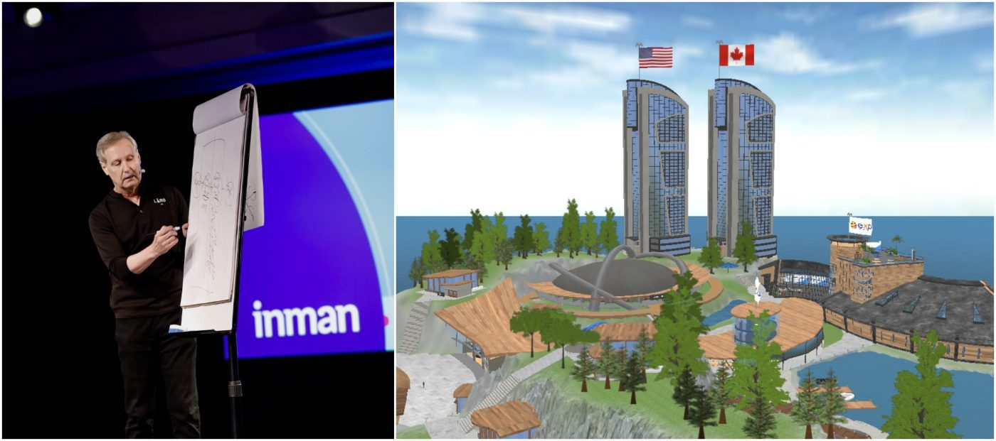 Gary Keller reportedly explored buying eXp's virtual world vendor