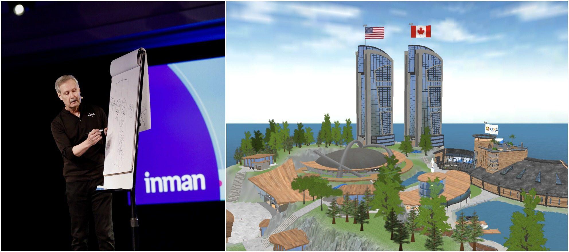 Gary Keller reportedly explored buying eXp's virtual world vendor