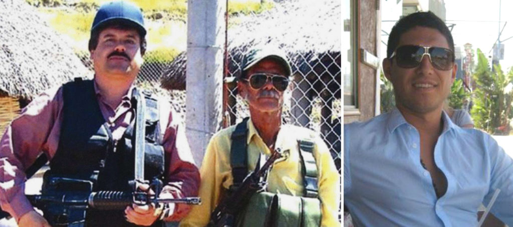 Canadian agent nearly murdered for El Chapo by Hells Angels