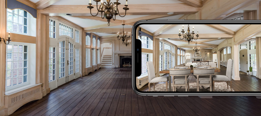 How to introduce AR into the buying and selling experience