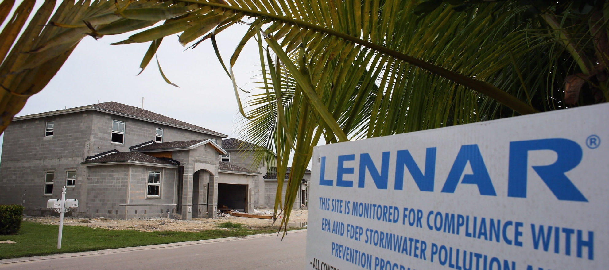 Lennar accused of manipulating borrower data in new lawsuit