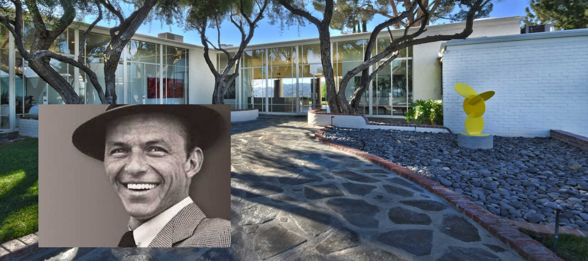 Buy Frank Sinatra's famous Byrdview estate for $12.5M