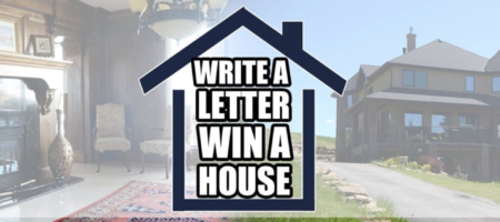 Enter to win a $1.3 million home for just $19 and an essay