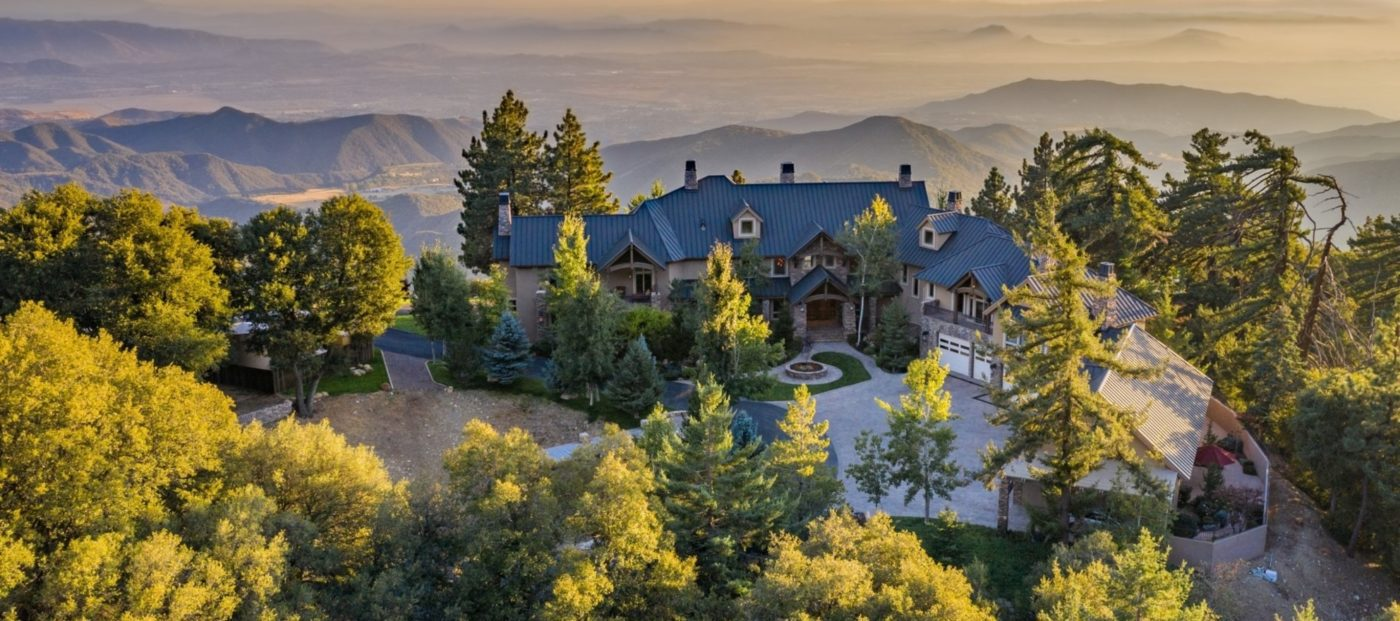 A lottery winner is selling the home he bought with winnings